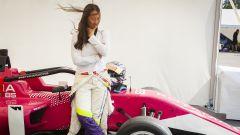 W-Series 2019, Miki Koyama a Brands Hatch