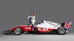 W-Series 2020: la presentazione della sponsorizzazione ROKiT con Jamie Chadwick
