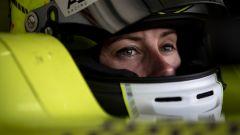 W-Series 2020, test Almeria: Abbie Eaton