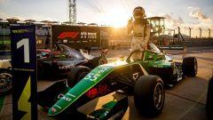 W Series 2021: Austin, Jamie Chadwick vince in gara 1
