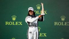 W Series: Jamie Chadwick domina e riconquista la vetta del campionato