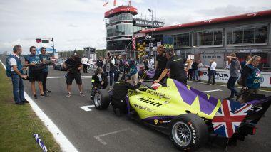 W-Series a Brands Hatch