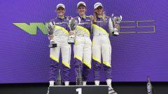 W-Series, Brands Hatch: Powell vince, Chadwick nella storia - Immagine: 6