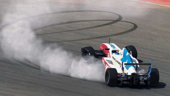 W Series, Emma Kimilainen vince gara 2