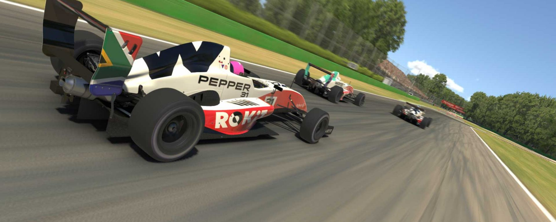 W Series Esports 2020, immagini dal simulatore iRacing | Foto 1/6