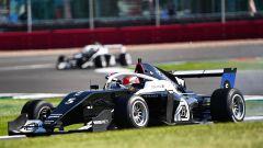 W Series, Silverstone, Fabienne Wohlwend