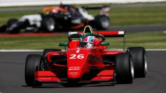 W Series, Silverstone, Sarah Moore