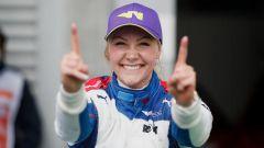 W Series: strepitoso successo di Emma Kimilainen a Spa Francorchamps