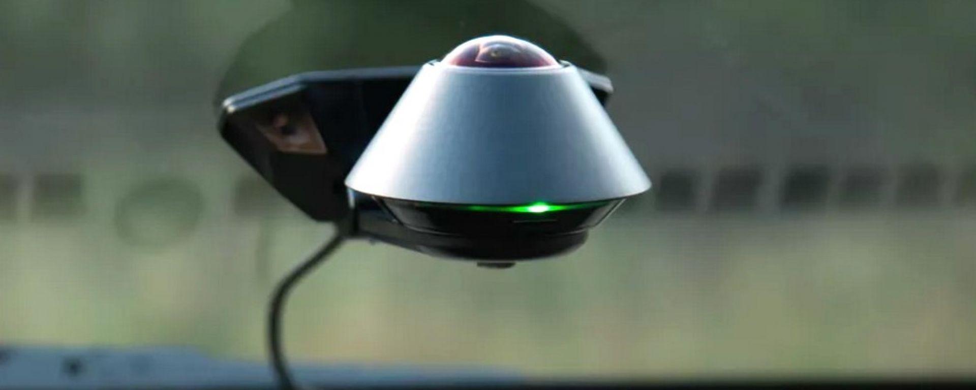 Waylens Secure360: la dash cam che fa anche da antifurto