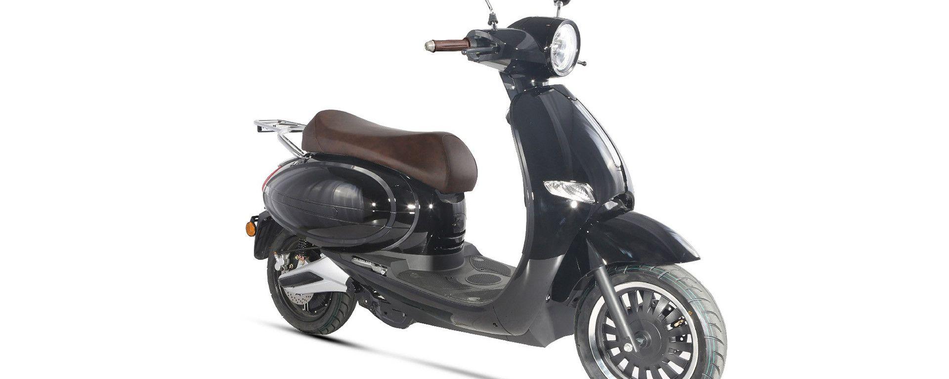 Wayscral E-Quip 45, lo scooter elettrico di Norauto