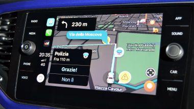 Waze: il puntatore della navigazione è personalizzato con le icone Volkswagen