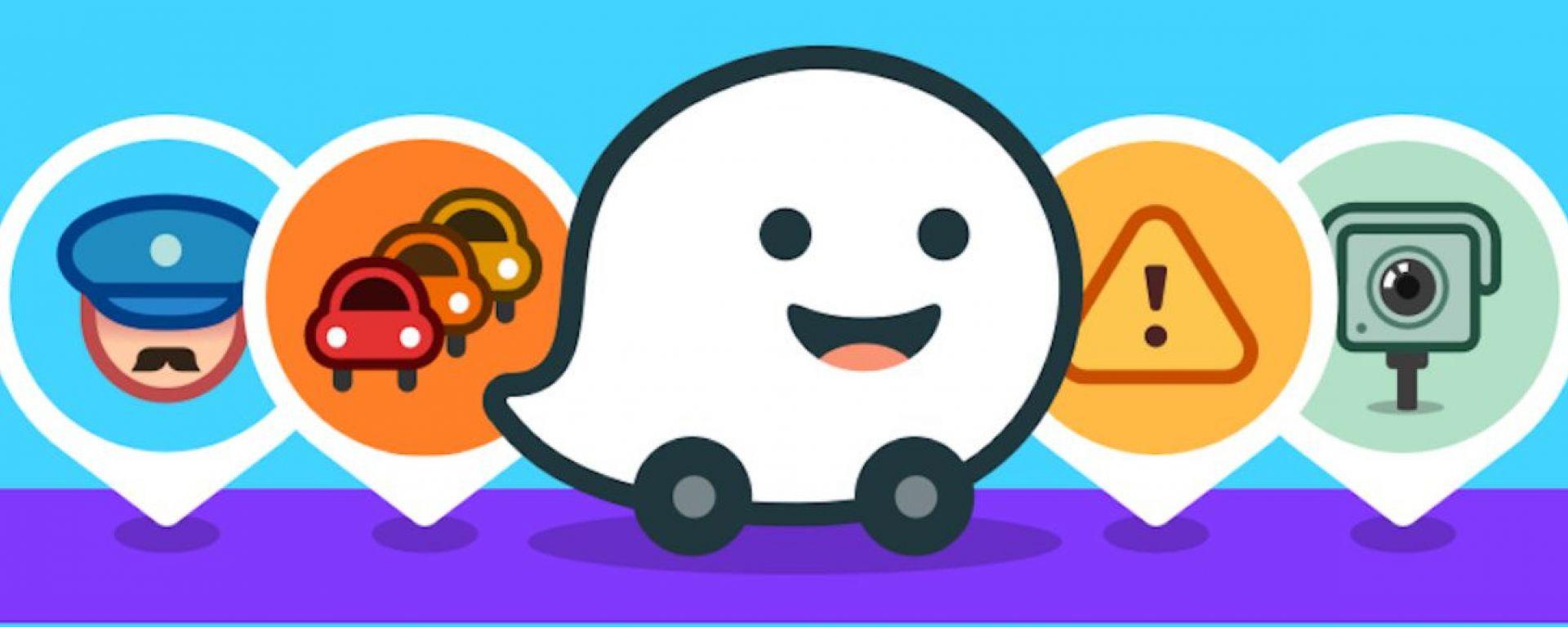 Waze per la settimana della sicurezza stradale dell'OMS