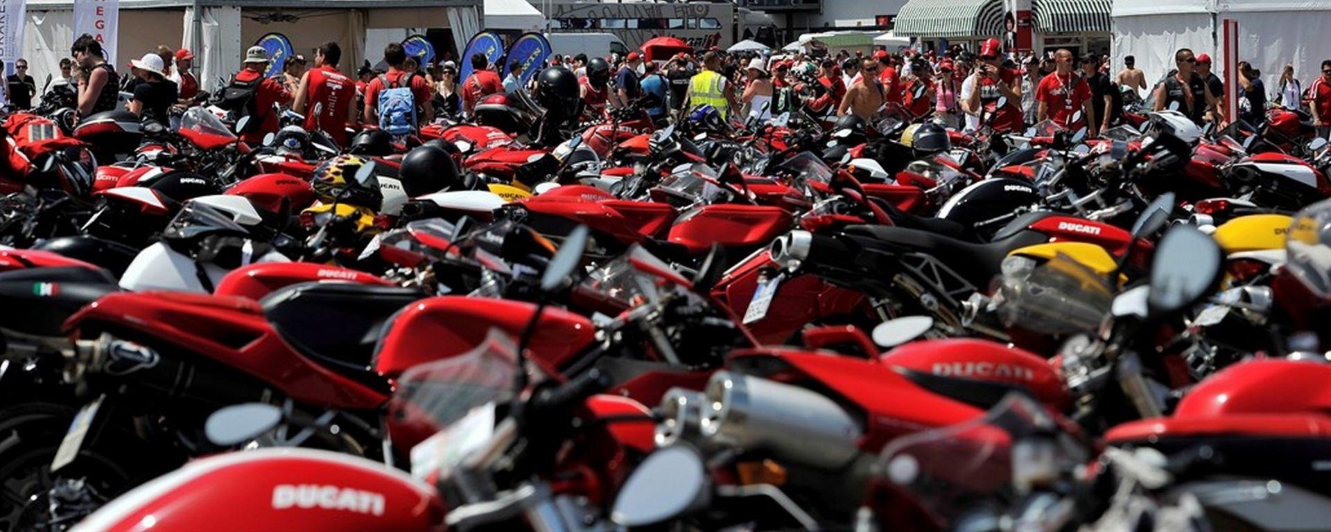 WDW 2018: come partecipare al raduno Ducati di Misano