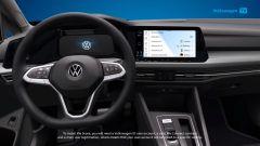 We Score sullo schermo di Volkswagen Golf