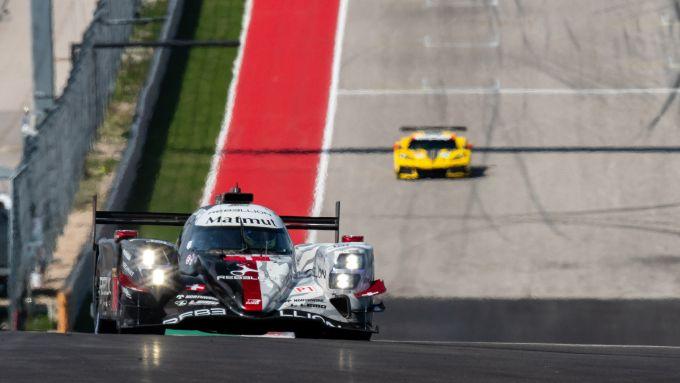 Wec 2019-2020, Lone Star Le Mans: la Rebellion Racing vince la 6h del Cota