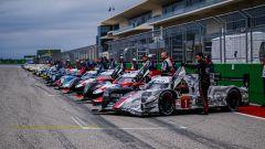 Wec 2019-2020, Lone Star Le Mans: le auto schierate in griglia di partenza