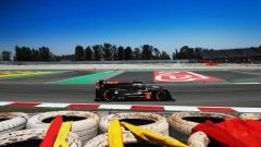 Wec 2019-2020, Prologo Barcellona: La Ginetta LMP1 del Team LNT