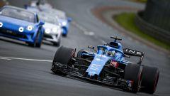 Fernado Alonso, amore eterno da Alpine e Renault
