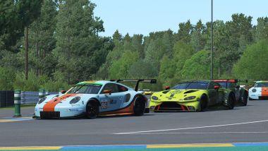 WEC, la 24 ore di Le Mans virtuale il 13-14 giugno 2020