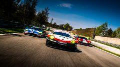 WEC, nel 2017 i test del mondiale endurance si sono svolti a Monza