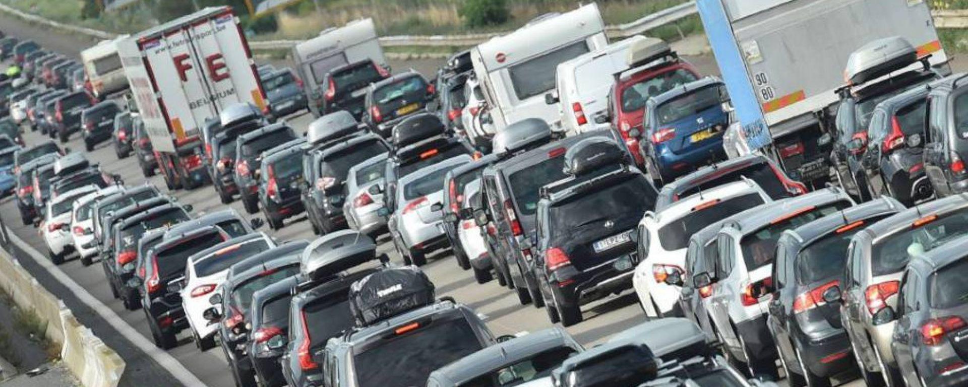 Calendario Traffico Autostrade.Previsioni Traffico E Meteo Autostrada Weekend 24 25 Agosto
