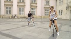 Wheela: la scootbike - Immagine: 1