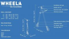 Wheela: la scootbike - Immagine: 3