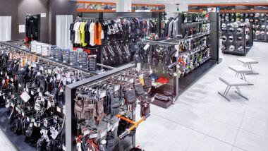 Wheelup: lo store di Arezzo