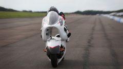 White Motorcycle: il video della moto elettrica da record