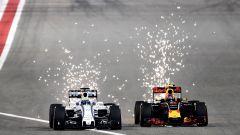 Williams e Red Bull in lotta in Bahrain