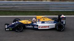 Williams FW14B Nigel Mansell, 1992