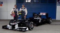 Williams FW34 - Immagine: 3