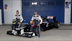 Williams FW34 - Immagine: 2