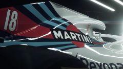 Williams FW41 2018, cofano motore