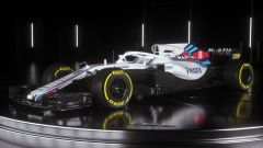 F1: ecco la Williams FW41 di Stroll e Sirotkin! - Immagine: 1