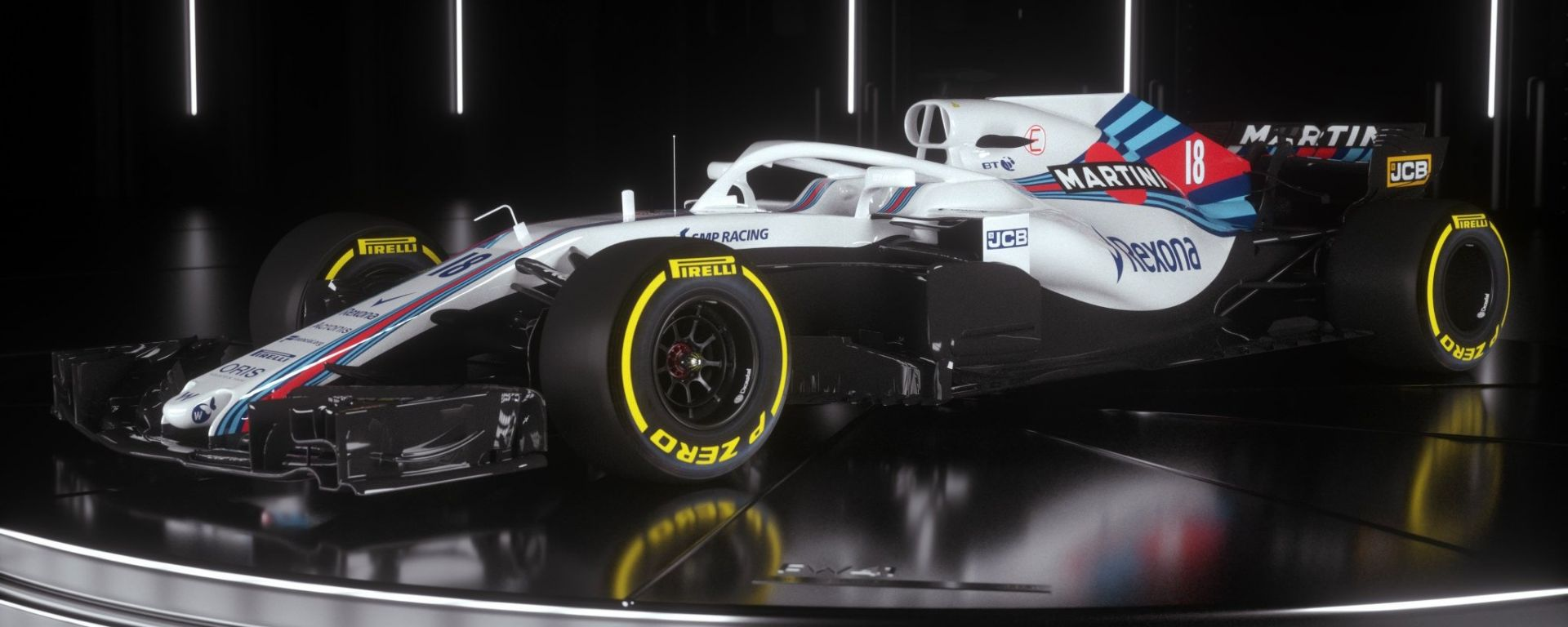 Williams FW41 2018