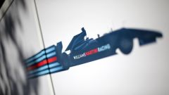Williams Martini Racing e Acronis