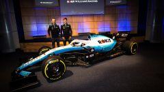 Williams Racing F1 2019