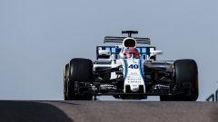 Williams Test Abu Dhabi 2017