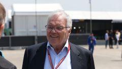 Williams, torna il fondatore Patrick Head come consulente
