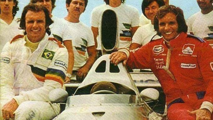 Wilson & Emerson Fittipaldi