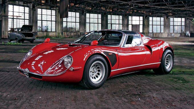 Wish I had driven: Alfa Romeo 33 Stradale