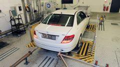 WLTP vs NEDC: i test WLTP su una Mercedes Classe C