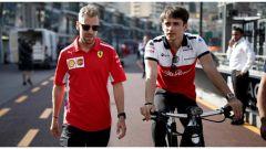 Wolff avverte Ferrari: non facile far convivere Vettel e Leclerc