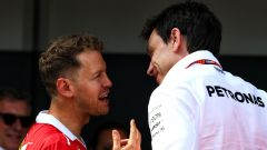 """Wolff scommette su Vettel: """"Rivedremo il Seb dei primi anni in Ferrari"""" - Immagine: 1"""