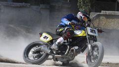 World Ducati Week 2016: lo spettacolo della Flat Track Race