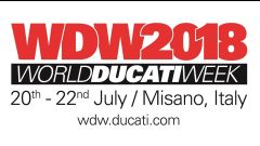 World Ducati Week 2018: la locandina