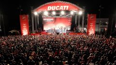World Ducati Week: immagine di repertorio
