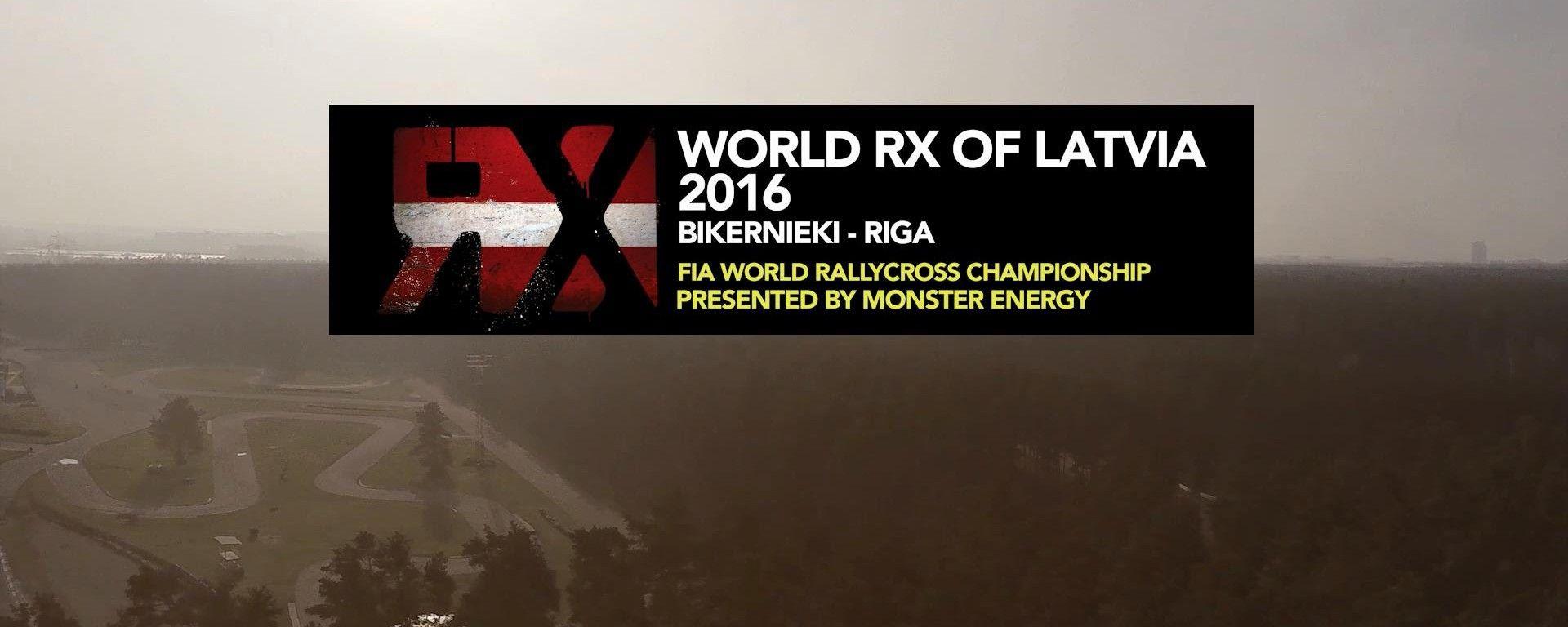 World Rallycross - Lettonia