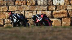 World SBK 2020, Test Superbike Aragon: Jonathan Rea (Kawasaki) e Scott Redding (Ducati)